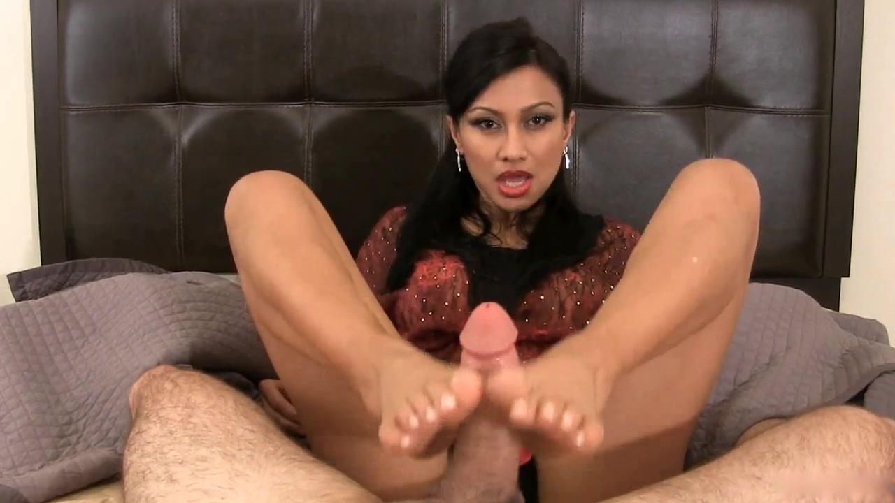 Footjob exotic gal . 42 Fresh Porno..
