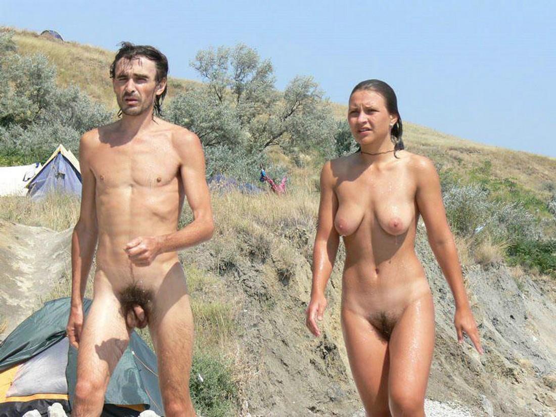 Family Of Naturist Having Hook-up -..