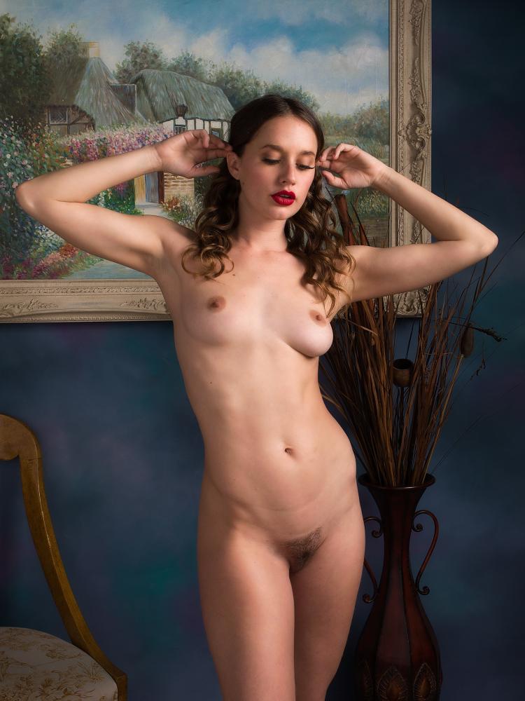 Olivia Art Nudes Paul Keet