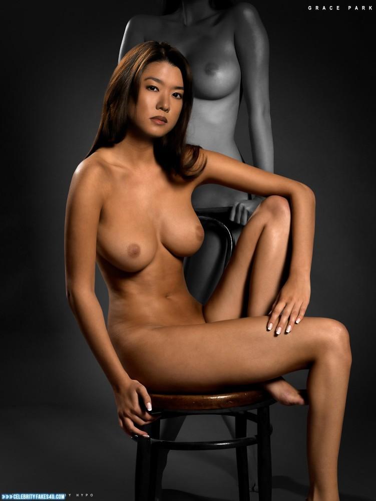 mercy park nude&lingerie naked gash