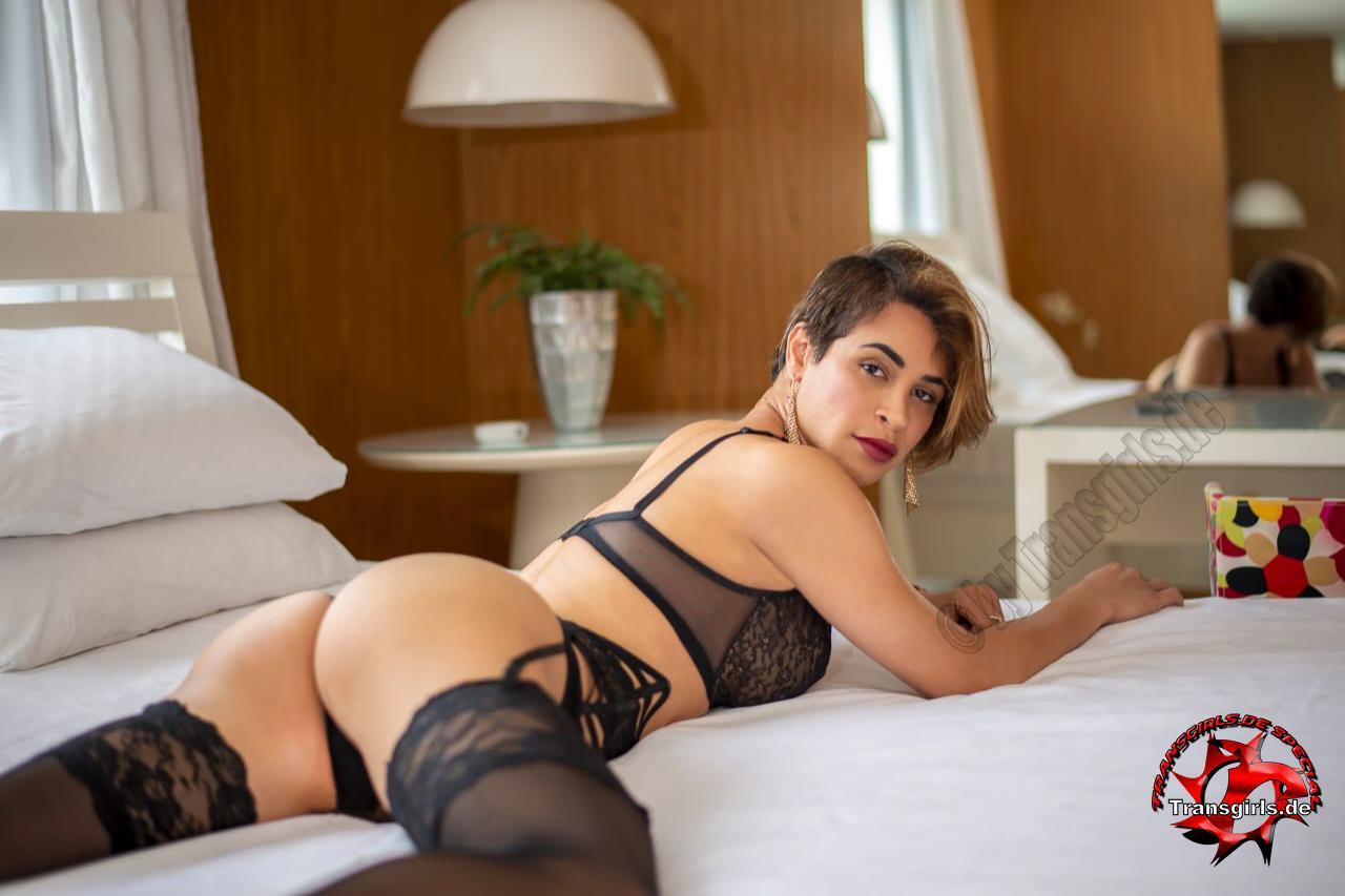 Carla Brasil T-girl Trans Transgirl in..
