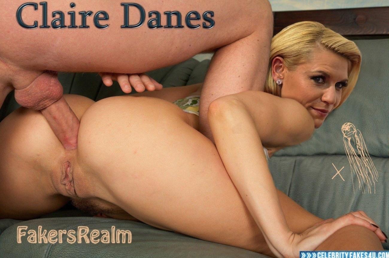 Claire Danes Arse Cunny Nudes  001..