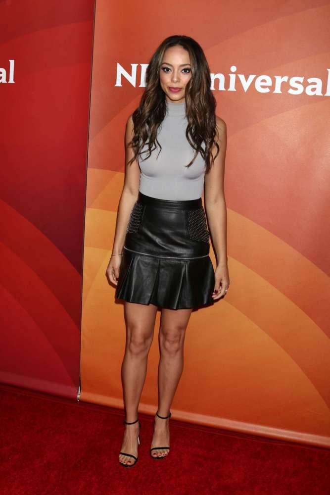 Amber Stevens West NBCUniversal Summer..