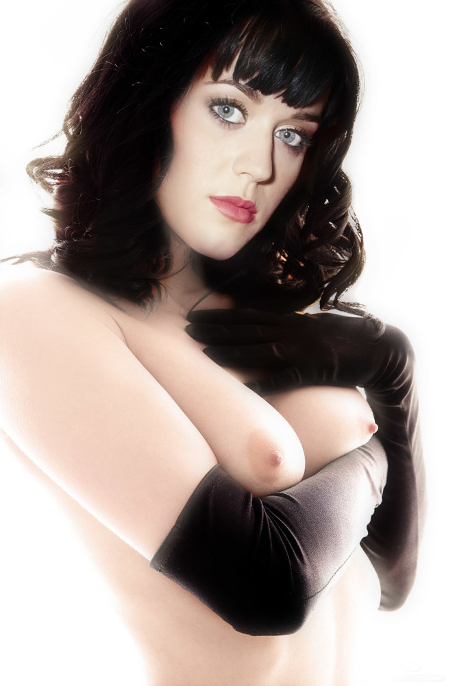 Katy Perry Fashn 911 Naked and Rude..