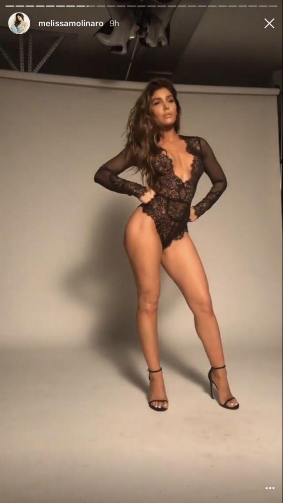Soles Melissa Molinaro nude pictures..