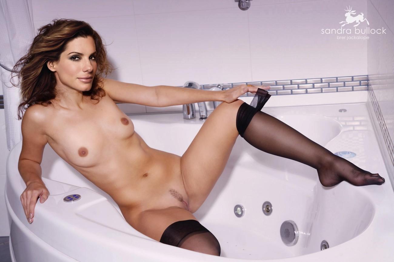Sandra Bullock Fakes found Mature..