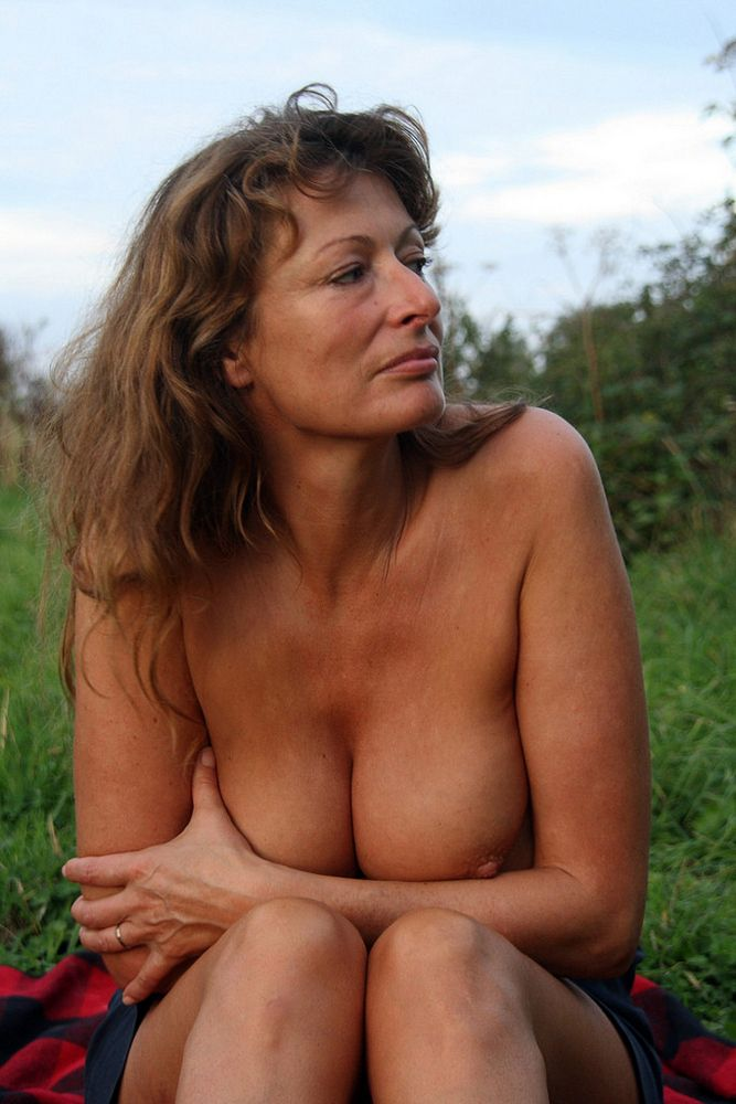 Mature chicks with immense culos..