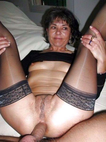 Homemade photos where mature wives..