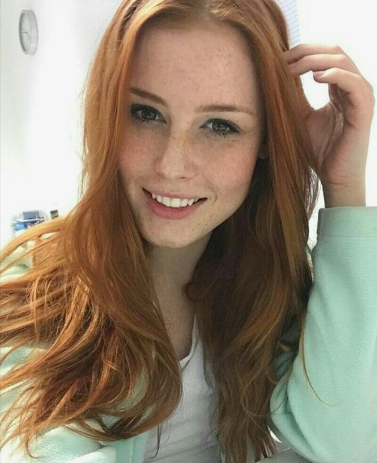 Beddable first-timer redheads with..